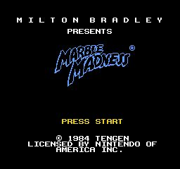 Play Marble Madness Nintendo NES online   Play retro games online ...