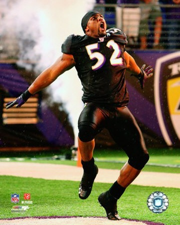 The Latest: Fiery Ray Lewis enters Hall of Fame