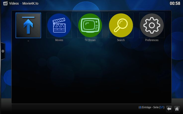 Movie4K XBMC Kodi Video Streaming Addon