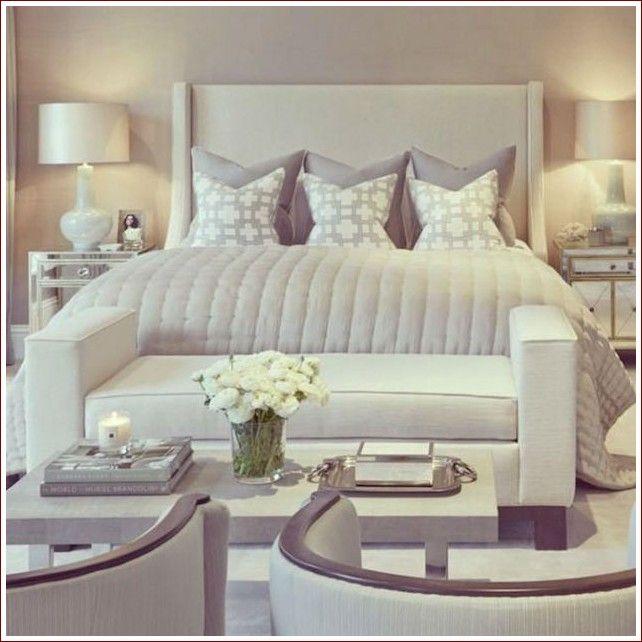 Bedroom Luxury Elegant Modern In 2020 Classy Bedroom Elegant Bedroom Decor Bedroom Seating