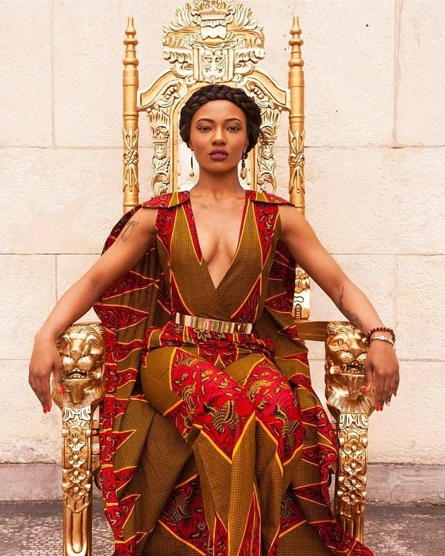 """""""Consciously working to build an empire ruled by Queens"""" • The incredible Queen…"""