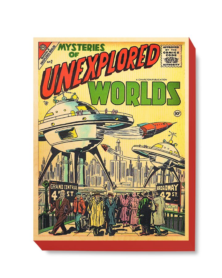 SFI 035 Unexplored Worlds