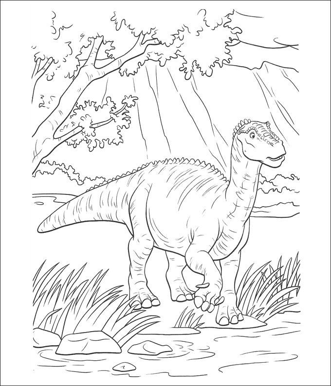 25 Dinosaur Coloring Pages Free Coloring Pages Download Dinosaur Coloring Dinosaur Coloring Pages Coloring Pages
