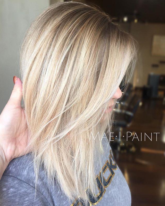 17 beste idee n over creamy blonde op pinterest lichtblond lichtblond haar en blondjes. Black Bedroom Furniture Sets. Home Design Ideas