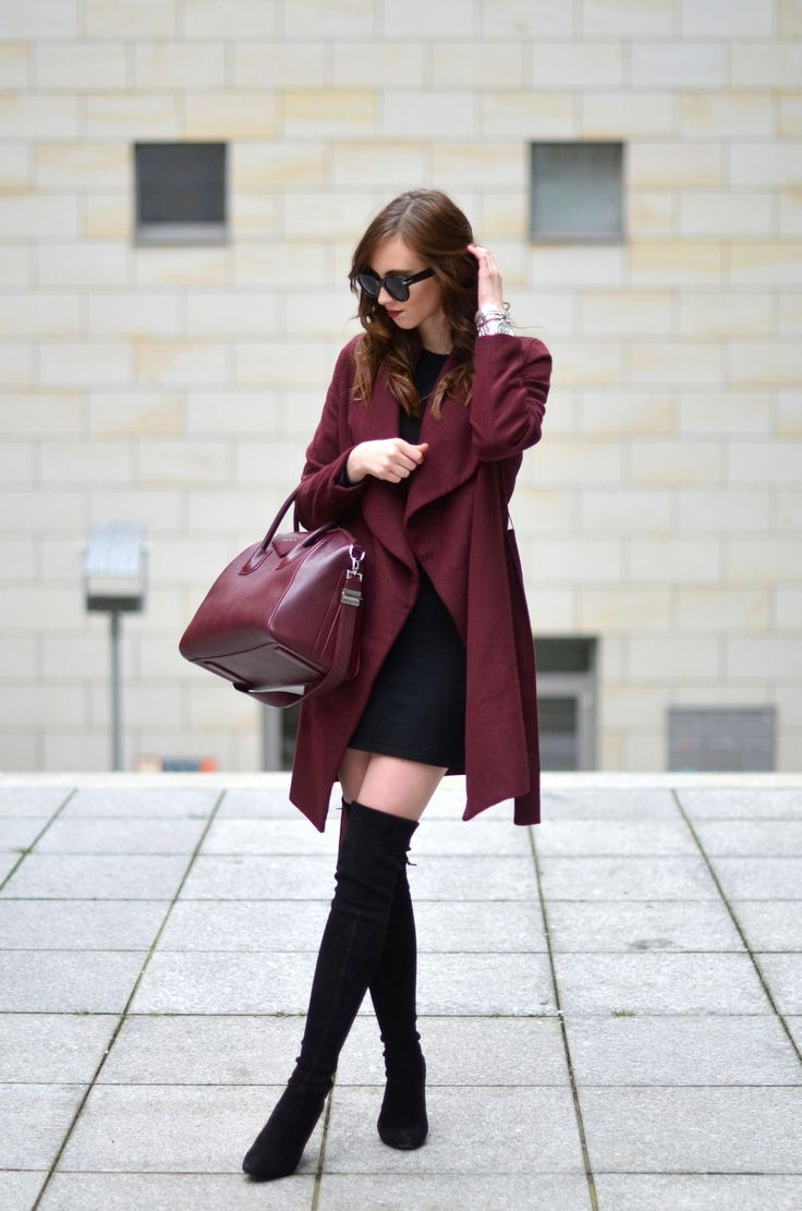 1000  images about Flat Over The Knee boots on Pinterest | Short ...