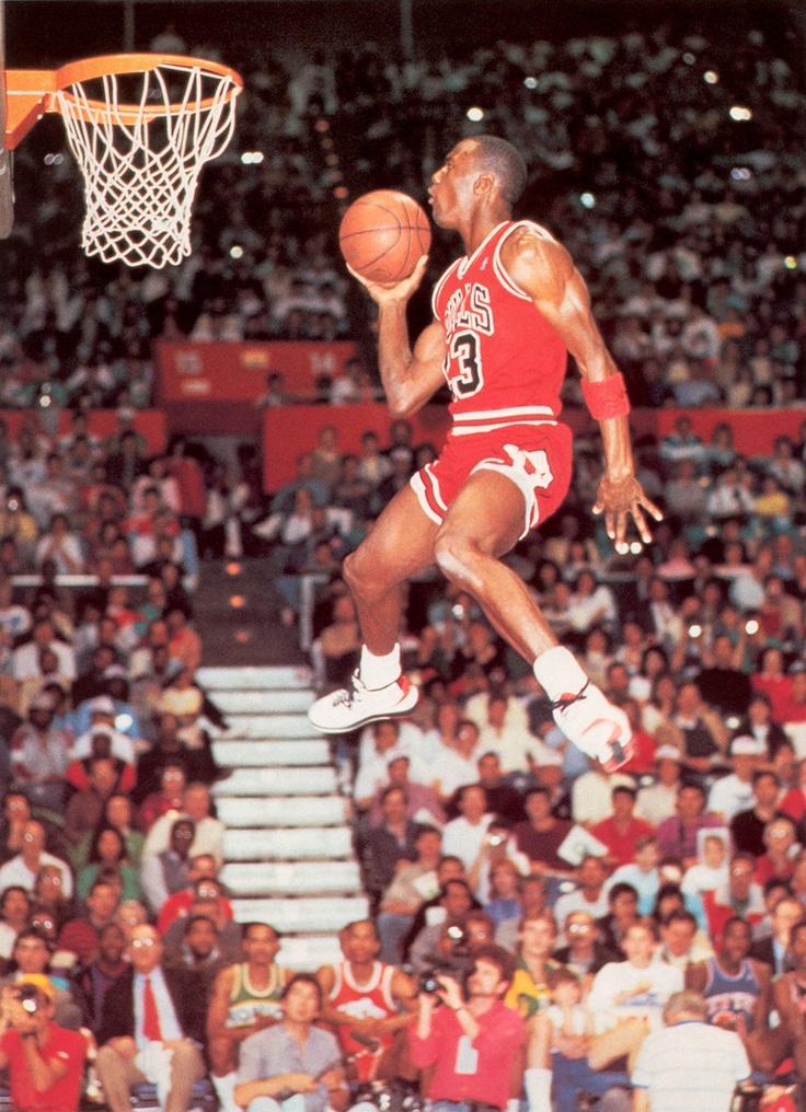 Michael Jordan Slam Dunks - Las mejores jugadas de Michael Jordan / 2