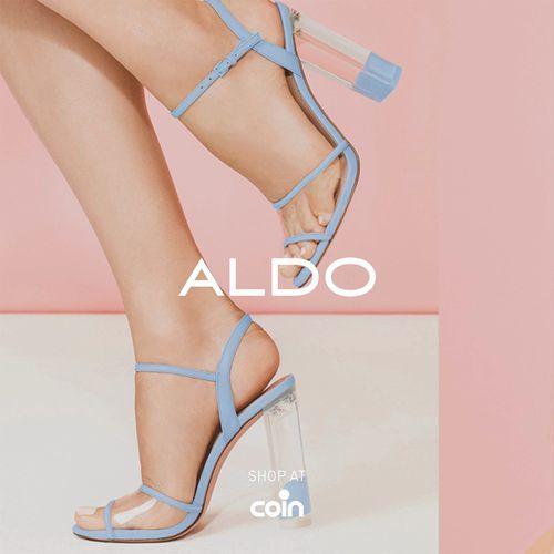 La nuova collezione ALDO celebra l'arrivo della primavera puntando su infinite gradazioni di blu, sneakers dai colori pastello e dai dettagli inusuali, come fiocchi e inserti ricamati, ed i toni asciutti della terra per regalare ai sandali, alti e bassi, un tocco un pò bohemien. https://video.buffer.com/v/58f0f3ff86f604dd427a440a