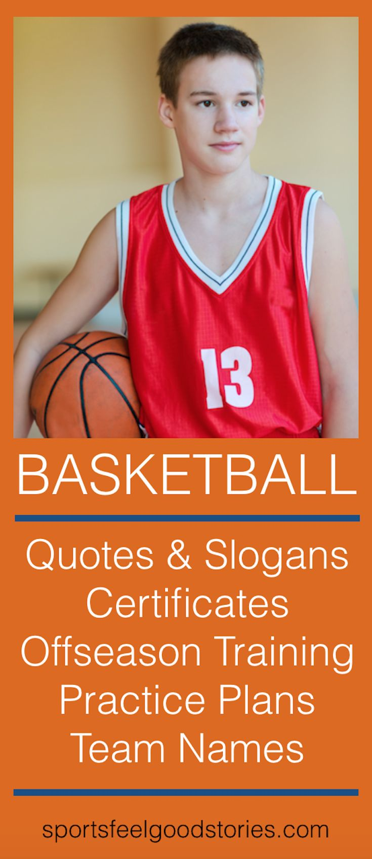 Basketball Coach and Parent Resources including:  - Basketball quotes and slogans - Basketball team names - Practice Plans - Offseason training program - structured workouts - Basketball Award Certificates - Templates  Great tips for coaches and team parents. Perfect coaching gift. Kids drills. Printables. Youth teams.