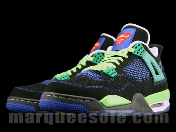 on sale c76df c2c25 Air Jordan IV DB Superman