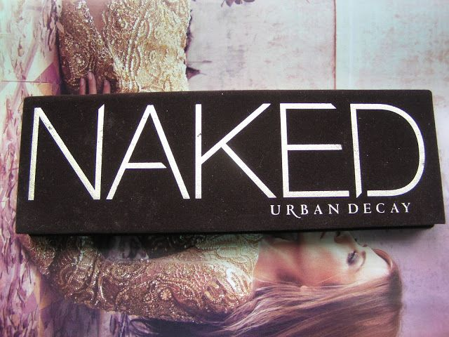 ORDINARY LIFE: NAKED palette Urban Decay