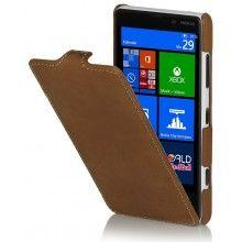 StilGut - UltraSlim Case für Nokia Lumia 820 Old Style