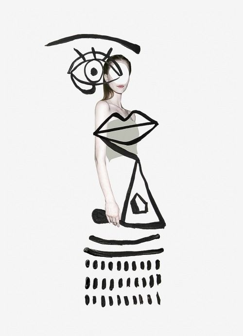 FASHION ILLUSTRATION #8. Ernesto Artillo
