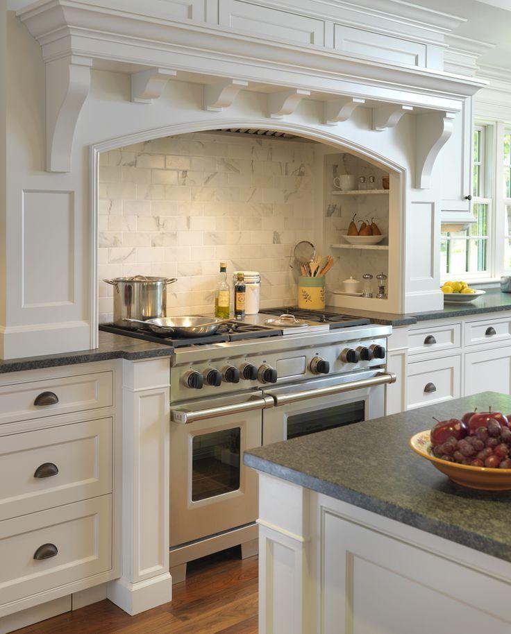 84 best Küche images on Pinterest Kitchen designs, Antique - ideen für küchenspiegel