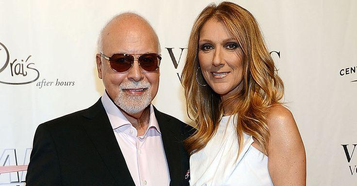 Celine Dion's Husband Rene Angelil Dead at 73 | POPSUGAR Celebrity