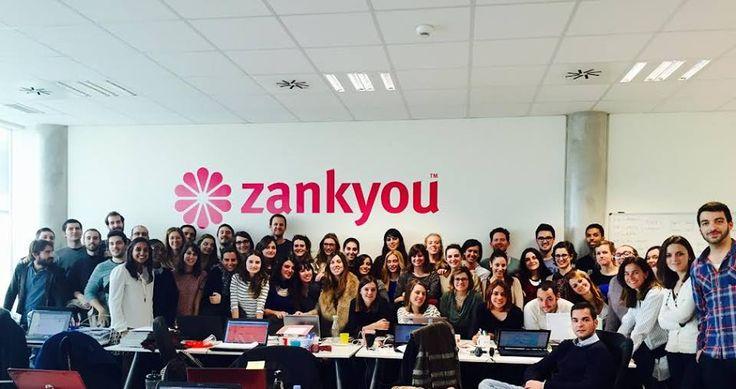 Y seguimos creciendo :))) Zankyou International Team