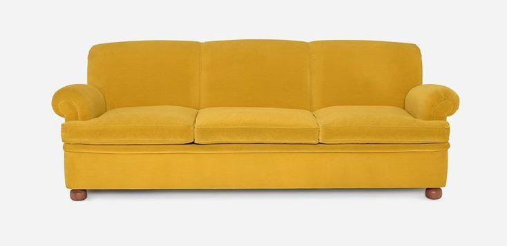 J. Frank, 1930s Sofa 703 $5,500