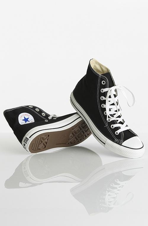 Converse All Star High kengät Black 69,90 € www.dropinmarket.com