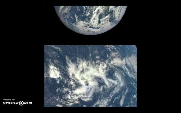 flat earth nasa satellite - photo #20