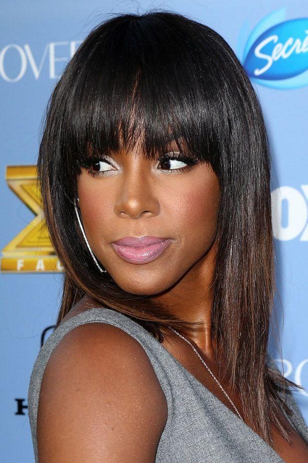Kelly Rowland...thinking of highlights