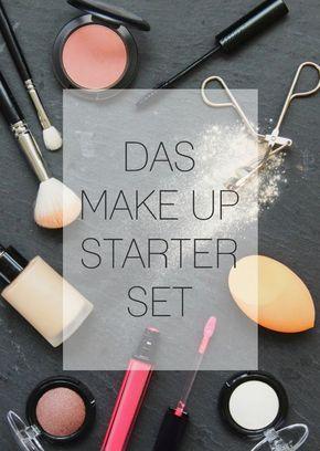 Diesmal geht es um die Make Up Grundausstattung. Was muss in jede Kosmetiktasche und wo fängt man an, wenn man das Thema Make Up gerade für sich entdeckt?