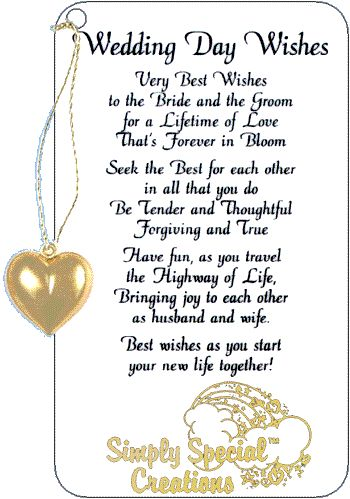 To Say Wedding Day Wisheswedding