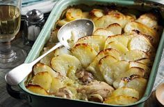 Chicken and potato bake recipe - goodtoknow