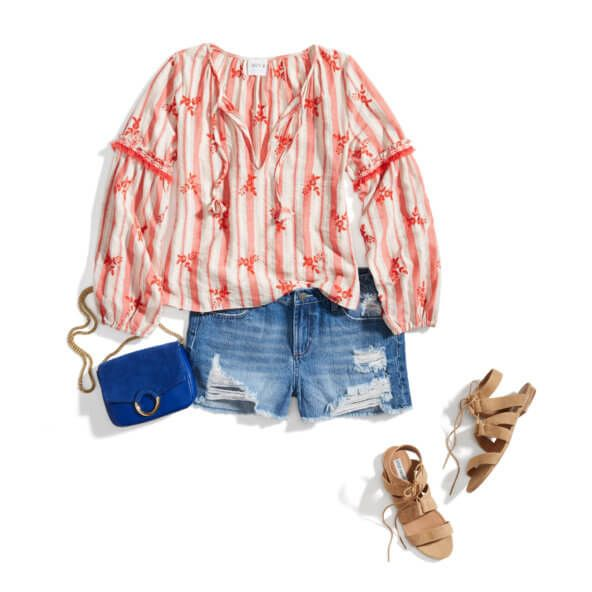 Explore (literally) hundreds of outfit ideas in the Stitch Fix Inspiration Gallery. Navigate by style, then easily add the outfit to your Pinterest board!