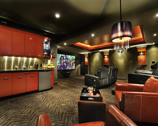 Home Theater. Media Room DesignTv ...