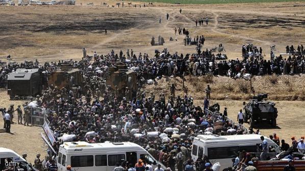 مغني راب داعشي يهرب إلى تركيا Syrian Refugees Refugee Syria
