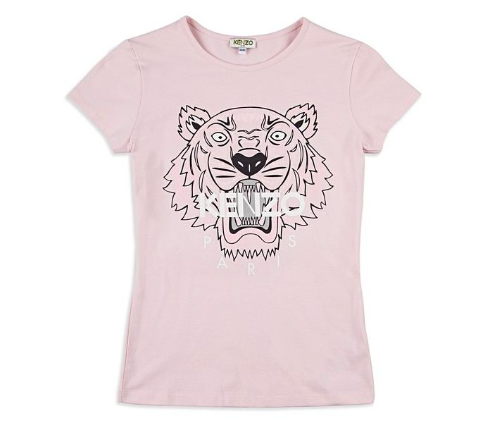 Base Childrenswear Introduces Kenzo for SS17 - Girls Iconic Tiger Tee