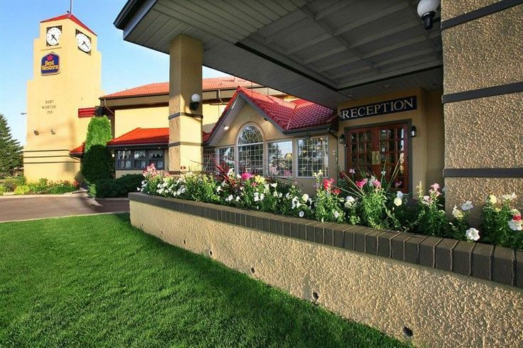 The Best Western is committed to providing the best in customer service and accommodations at an affordable rate. The pet-friendly hotel is located near many area attractions. #medhat #thishappenshere #medicinehat #hotel http://stayinmedicinehat.com/best-western-plus