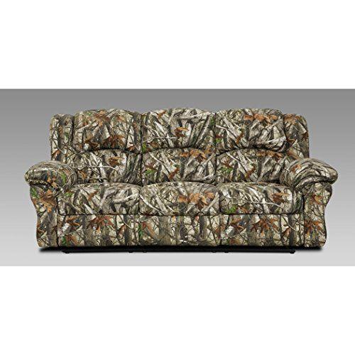 sofa trendz chelsea camouflage reclining sofa living room rh pinterest com