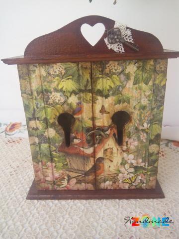 Cutia cu pasarele