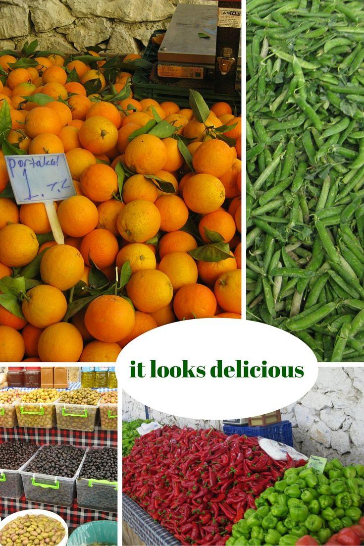 #Turkey Turkey bazaar