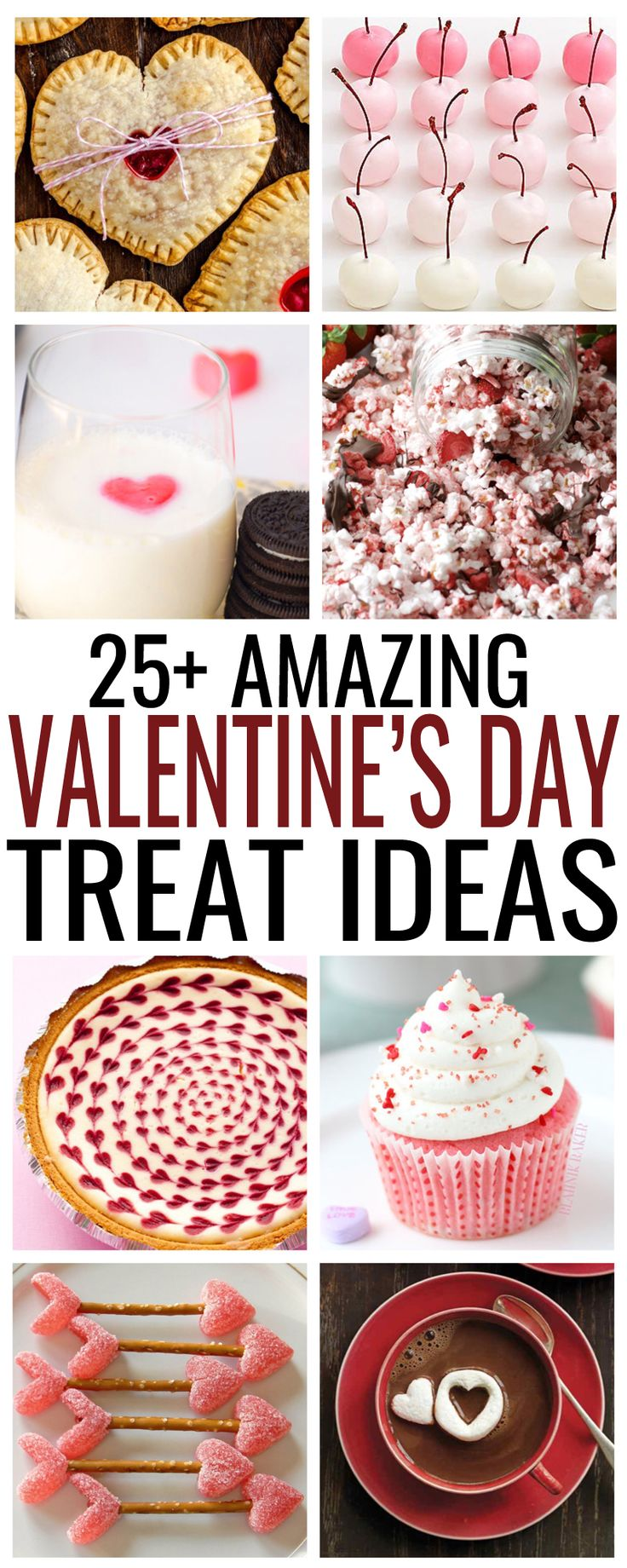 valentine's day treats and desserts