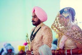 Chandigarh weddings | Gurlaal & Khushbeen wedding story | WedMeGood