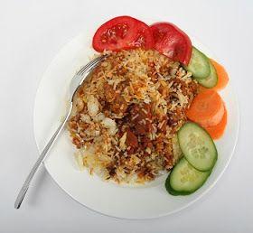 LEBANESE RECIPES: Chicken Biryani Recipe - How to Make Chicken Biryani