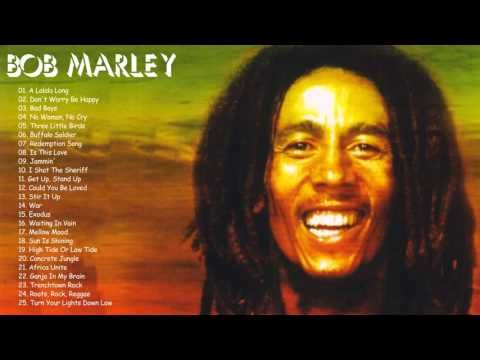Bob Marley Every Little Thing Is Gonna Be Alright LYRICS - YouTube