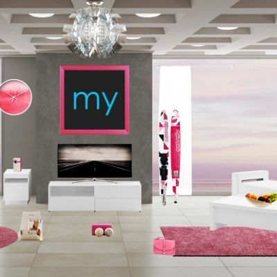 Minimalist Pink Created At MyWebRoom Enjoy The Art Of Decorating With Simplicity In Mind While Still RoomThe MinimalistInterior Design