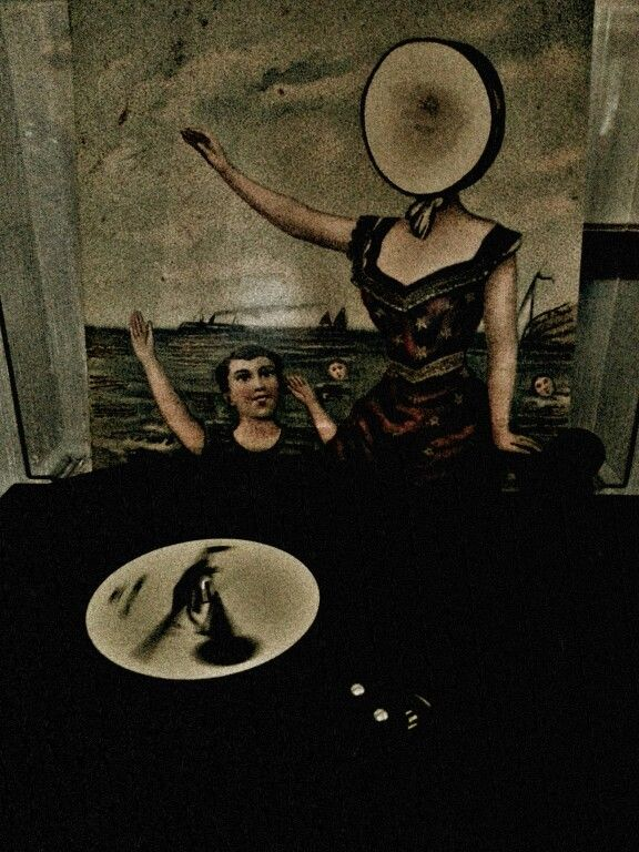 Laura Carter Neutral Milk Hotel Neutral Milk Ho...