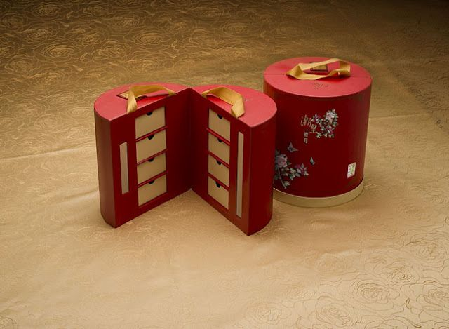 Moon Cake Imperial Palace   Packaging of the World: Creative Package Design Archive and Gallery