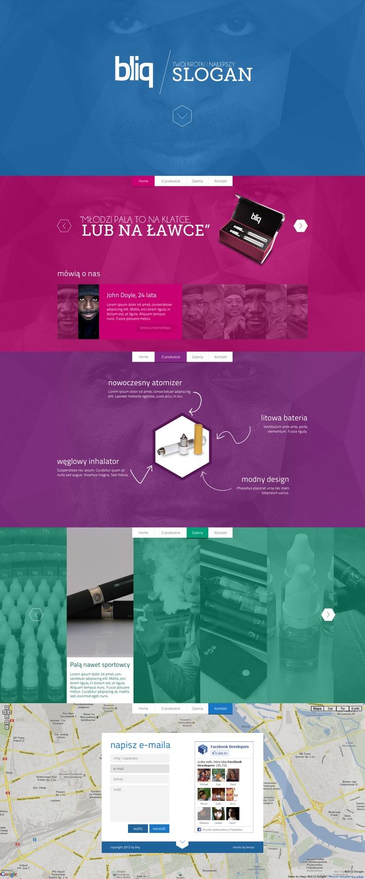 Lovely design layout