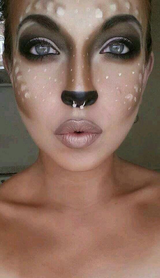 Deer make-up