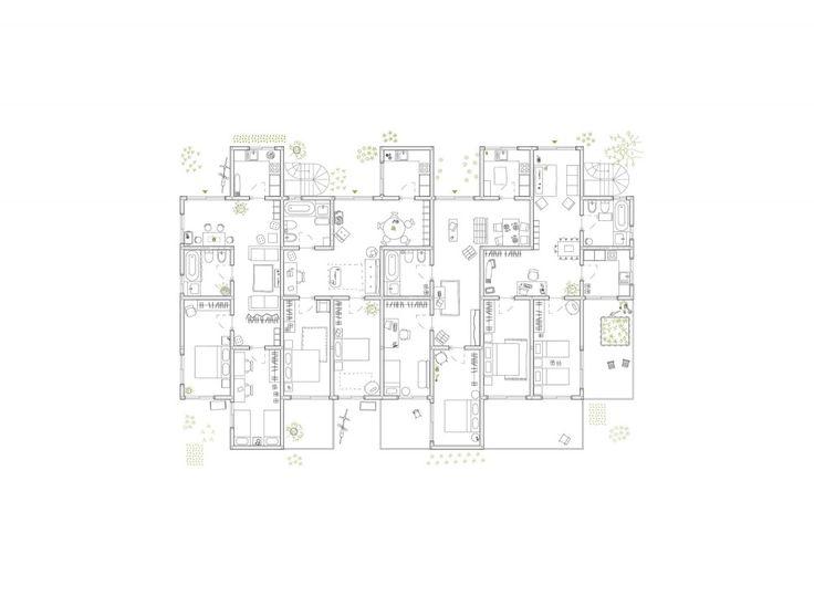 Alvenaria Social Housing Competition Entry / fala atelier