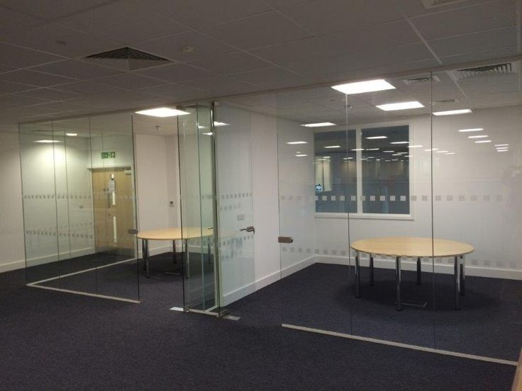 Absoloute Office Solutions, Glass Partitioning with Manifestation