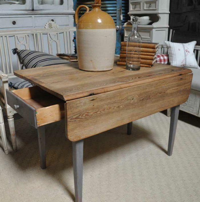 Les 25 meilleures id es de la cat gorie table pliante sur pinterest meubles - Table de cuisine la redoute ...