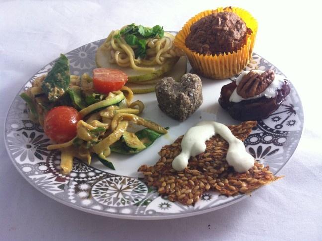 Raw Vegan Potluck