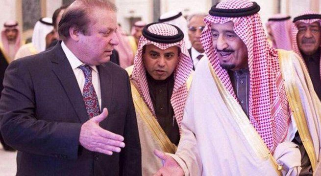 New York: Nawaz Sharif government has been cautioned of getting embroiled in the Middle East conflict and suggested to immediately end its involvement in the Saudi-led Islamic Military alliance, Dawn, a leading Pakistani newspaper said in its editorial on Tuesday. Saudi-led Islamic military...