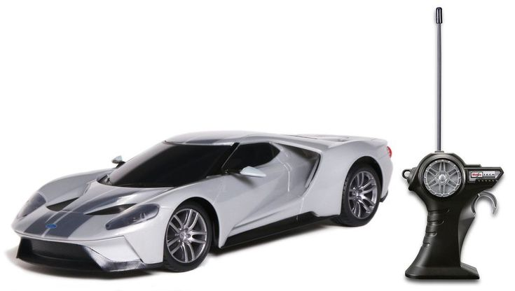 Electric Rc Cars Ford GT NAIAS Fast and Furious Remote Control 1/24 Vary Color #ElectricRcCars