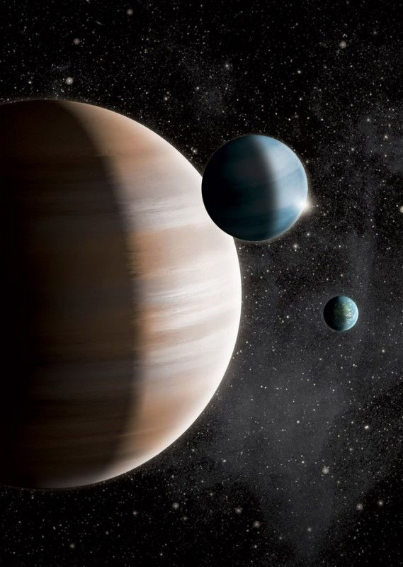 """""""Neapolitan"""" Exoplanets Come in Three Flavors"""